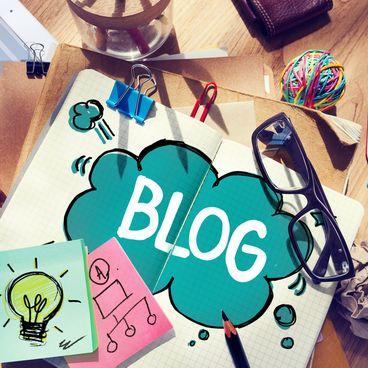 Blogg och vlogg